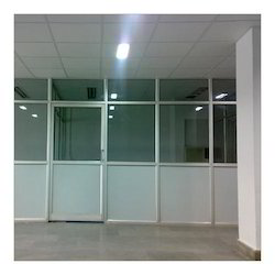 Modular Aluminum Partition