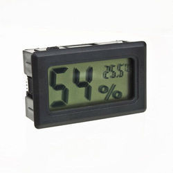Digital Hygrometer LCD Temp Humidity