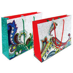 Printed Millmade Paper Gift Bags