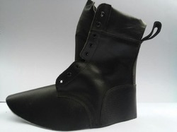 Buffalo Leather Boot Upper