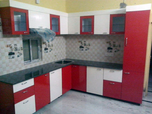 Modular Kitchen Interior Decoration In Kolkata Ss Enterprise Id
