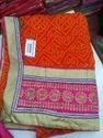 Synthetic Bhagalpuri Saree