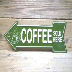 Metal Sign Board