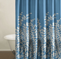 Printed Shower Curtain