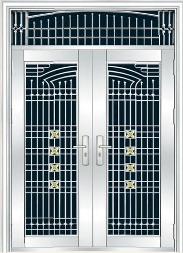 Ss Safety Door At Rs 7000 Piece Naroda Ahmedabad Id