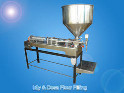 Automatic Idly / Dosa Flour Filling Machine