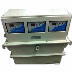 SVS Automatic 25 KVA Servo Voltage Stabilizer