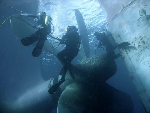 Underwater Propeller Repairing Service