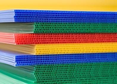 Green Na Plastic Corrugated Sheet Packaging Type Raffia