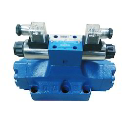 Pilot Operated Directional Control Valve
