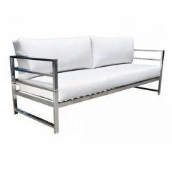 Metal Sofa, Dhaatu Ka Sofa   Krishh Enterprises, Pune | ID: 12686504997