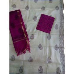New Pattern Silk Suit