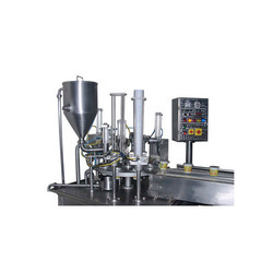 Filling Machine for Cups
