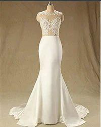 Wedding White Gown