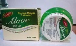 Aloe Vera Alove Gel, For Parlour, Type Of Packaging: Tub