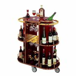 Liquor Trolley