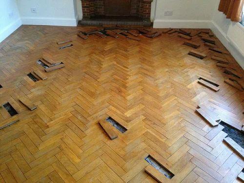 Parquet Flooring At Rs Square Feet Modular Interior Design - How much is parkay flooring