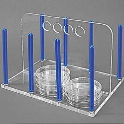 Petri Dishes Rack PC