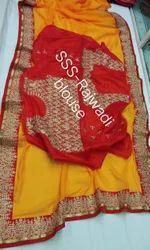 Rajasthani Saree