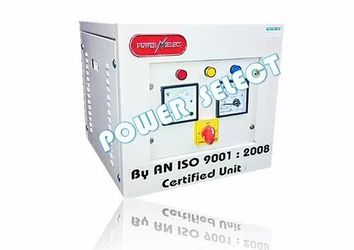 Power Supply 3 Ph 1 Ph Converter 5 Kva Manufacturer From