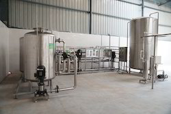 Reverse Osmosis Plant in Stainless Steel 316