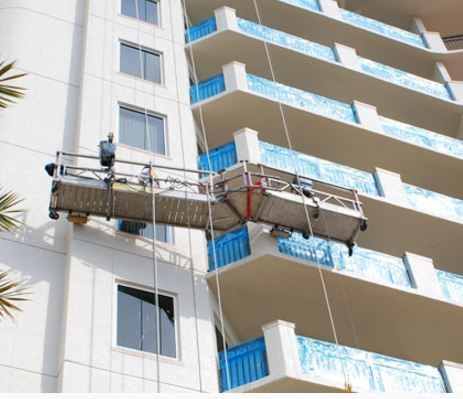 Exterior Interior Commercial Painting Contractor Service In - Exterior painting contractor