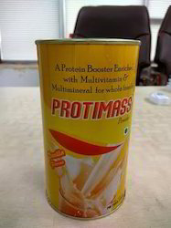 A Protein Booster Enriched with Multivitamin Powder