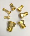 Gas Meter Nut Nipple