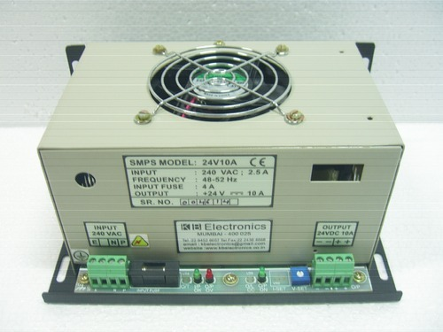 Switched Mode Power Supply - View Specifications & Details of Switch ...