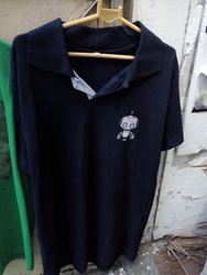Printed Polo T Shirt