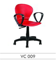 Plastics Revolving Chair