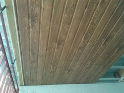 PVC Wooden Ceilings For Rooms Hotels