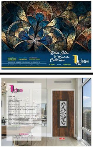 Door Skin Metal Non Metal And Texture Door Laminates