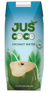 Coconut Water In Tetra Pack