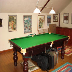 Used Snooker Table