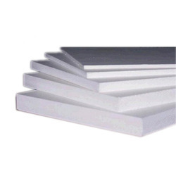 White EPS Thermocol Sheet, Size: 6' X 3'