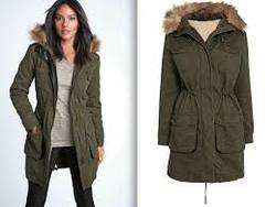 Winter Coats Ladies