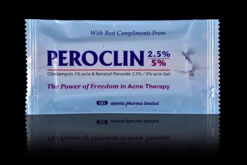 Peroclin Single Wipes, Pack Size: 150 x 200 mm