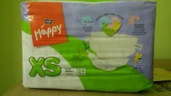 Bella Happy Baby Diapers 24s - Xtra Small/ NB