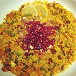 Lemon Rice Mix