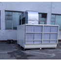 Clean Room System With Air Cooling System