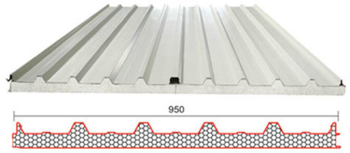 Thermo Steel Sandwich Panel - View Specifications & Details ...