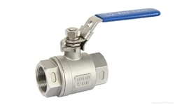 Stainless Steel Ball Valve Parts