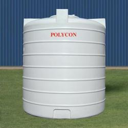 White Polycon Water Tank