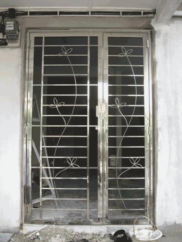 Safety Doors Safety Grills: Steel Safety Door At Rs 15000 /piece