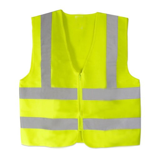 Polyester Net Reflective Safety Jackets, for Construction