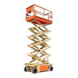 Material Handling Electric Scissor Lifts
