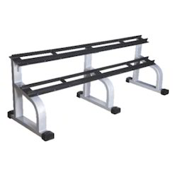 Dumbbells Stand Heavy 8 Ft 2 Rack