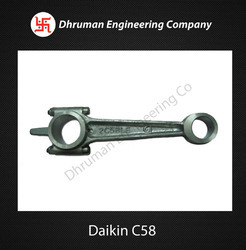 Connecting Rods, Air Compressor Model: Daikin Compressor, Model Name/Number: Daikin 2c58