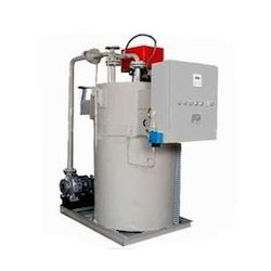 Microtech Boilers Gas Fired Thermic Fluid Heater, For Industrial